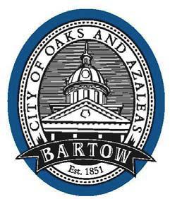 Seal of Bartow, Florida