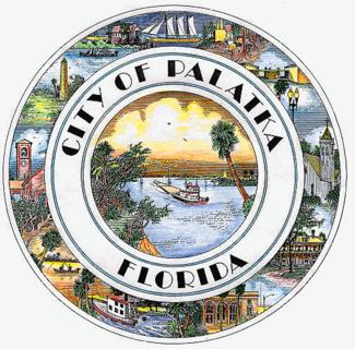 Seal of Palatka, Florida