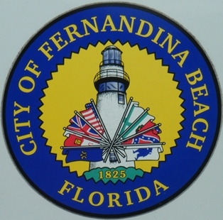 Seal of the city of Fernandina Beach