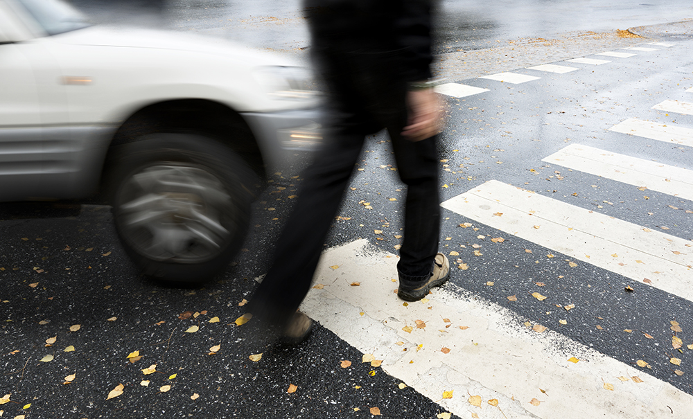 Personal Injury: Pedestrian Accidents