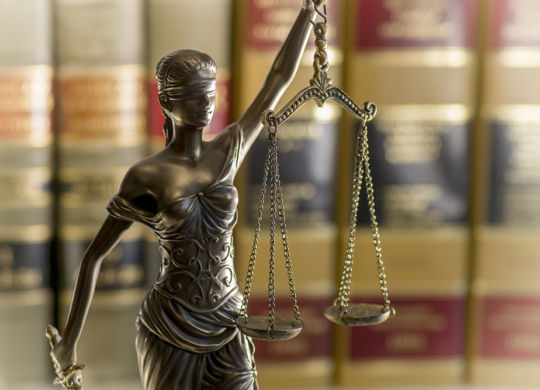 Legal law concept Image - scales of justice