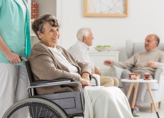Nursing Home Liability - Nursing Homes