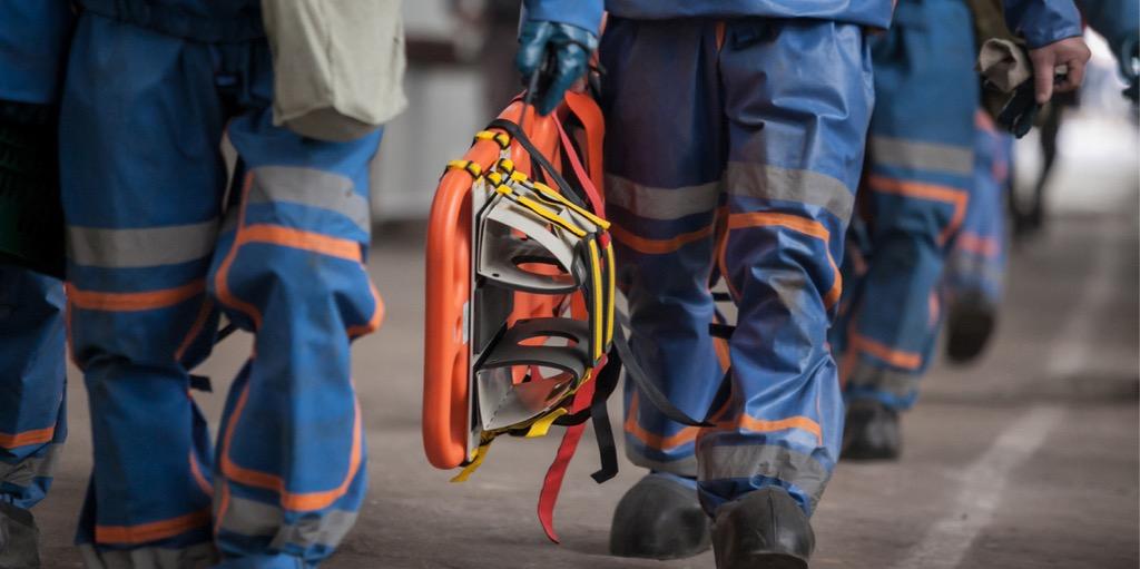 Injured By EMT Services