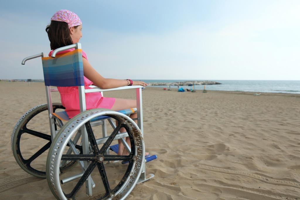 Quadriplegic Woman Awarded $55 Million
